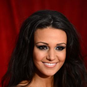 Michelle Keegan Red Carpet Event